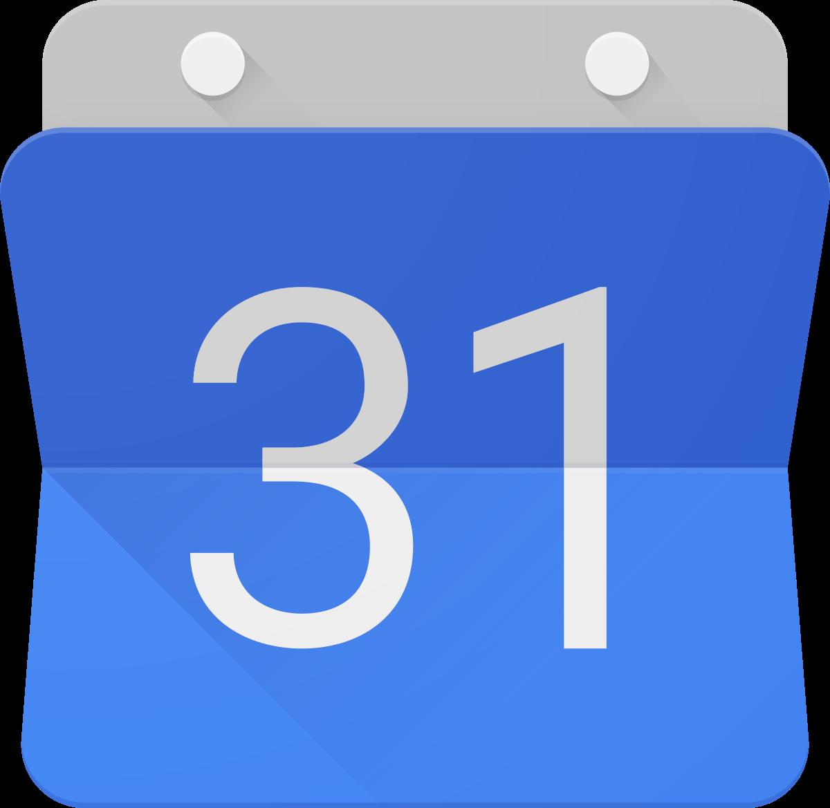 خدمات  تقدمها جوجل وهو تطبيق ويب يساعد في تنظيم الوقت والمواعيد